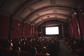 This Movie Theater Sits on a Ley Line and We All Fucking Know It